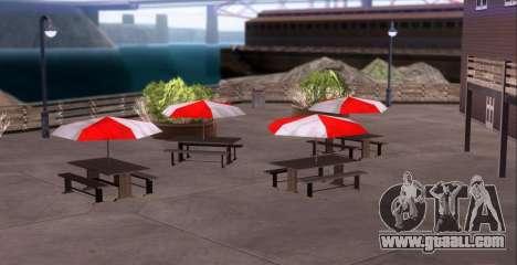 ENB for weak computers for GTA San Andreas sixth screenshot