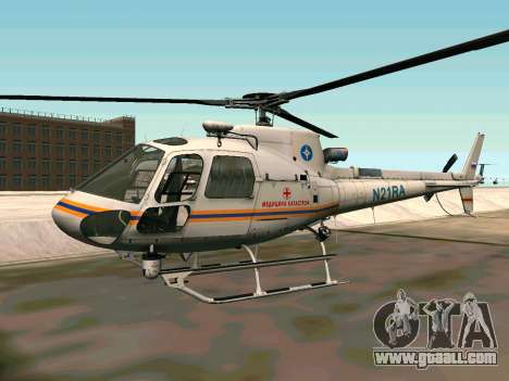 Bo 105 EMERCOM of Russia for GTA San Andreas