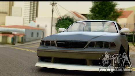 Toyota Mark 2 Sport for GTA San Andreas back view