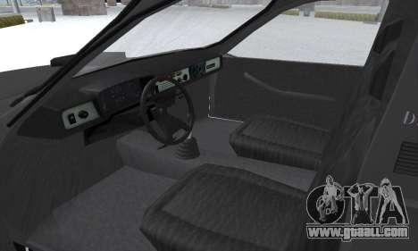 Dacia 1305 Papuc Pick-Up Drop Side 1.9D for GTA San Andreas upper view