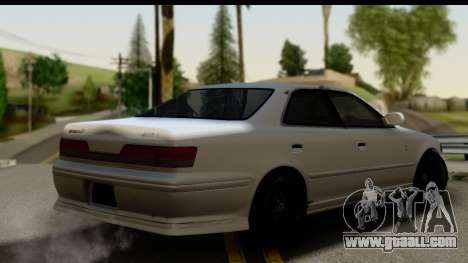 Toyota Mark 2 Sport for GTA San Andreas left view