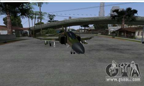 F-4 Vietnam War Camo for GTA San Andreas