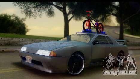 New Elegy Editons for GTA San Andreas