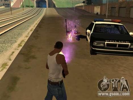 Fagot Funny Effects 1.1 for GTA San Andreas fifth screenshot