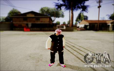 Ghetto Skin Pack for GTA San Andreas third screenshot