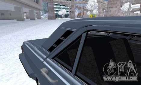 Peykan Separ Joshan 1600 for GTA San Andreas wheels
