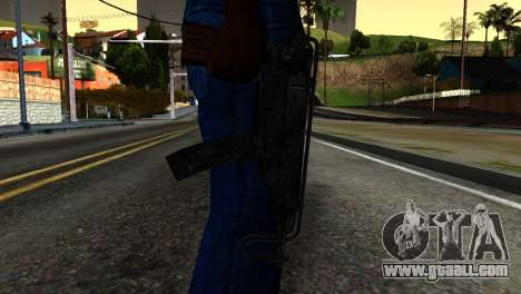 New Tec9 for GTA San Andreas third screenshot