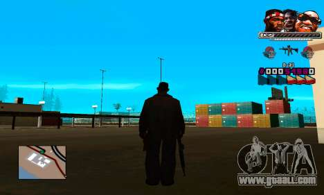 C-HUD Will for GTA San Andreas second screenshot