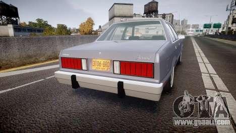 Ford Fairmont 1978 v1.1 for GTA 4