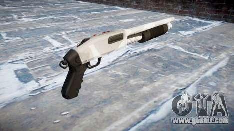 Mossberg 500 yukon for GTA 4 second screenshot