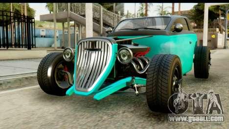GTA 5 Hotknife GT for GTA San Andreas