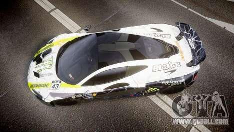 McLaren P1 2014 [EPM] Ken Block for GTA 4 right view