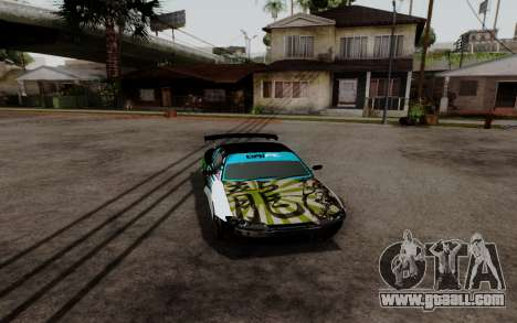 Nissan Silvia S15 v3 for GTA San Andreas