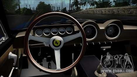 Ferrari 250 GT Berlinetta Lusso 1963 [HQLM] for GTA San Andreas