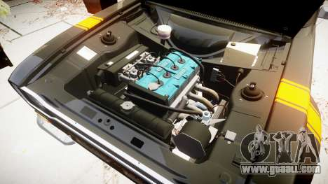 Ford Escort RS1600 PJ39 for GTA 4
