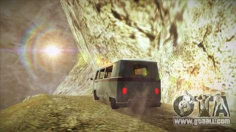 ENB Autumn for GTA San Andreas second screenshot