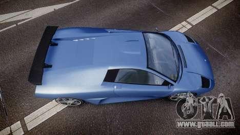 Pegassi Infernus GTA V Style for GTA 4 right view