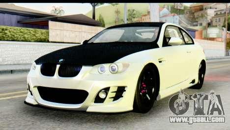 BMW M3 GTS Tuned v1 for GTA San Andreas