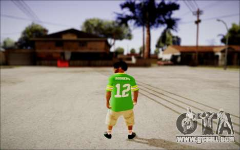Ghetto Skin Pack for GTA San Andreas ninth screenshot