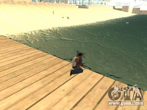 ENB for low PC by RonaldZX for GTA San Andreas third screenshot