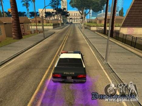 Fagot Funny Effects 1.1 for GTA San Andreas sixth screenshot