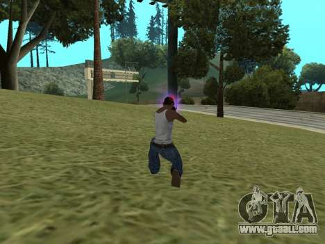 Not Attaleia sight for GTA San Andreas