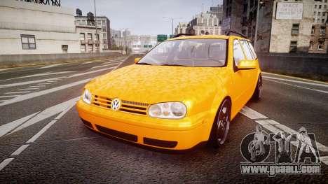 Volkswagen Golf Mk4 Variant for GTA 4