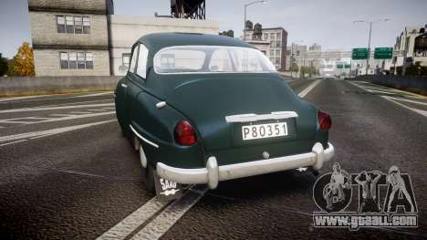 Saab 96 [Final] for GTA 4