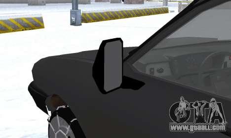 Dacia 1305 Papuc Pick-Up Drop Side 1.9D for GTA San Andreas interior