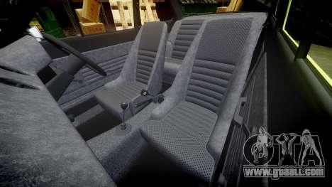 Ford Escort RS1600 PJ44 for GTA 4