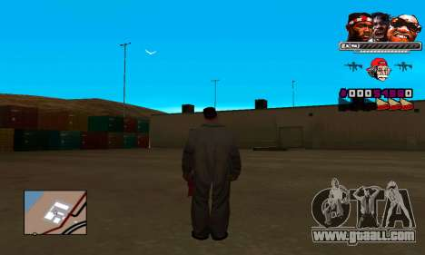 C-HUD Will for GTA San Andreas