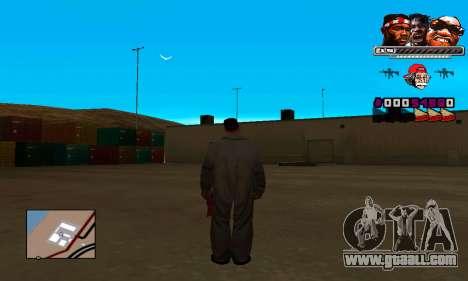 C-HUD Will for GTA San Andreas