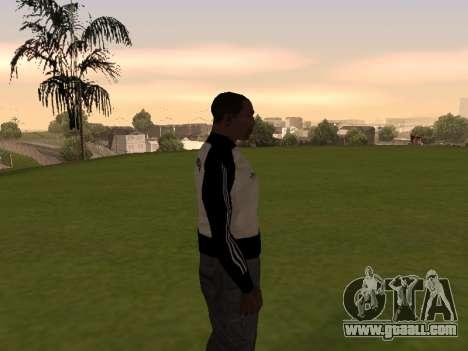 Adidas Honduras Track Jacket for GTA San Andreas third screenshot