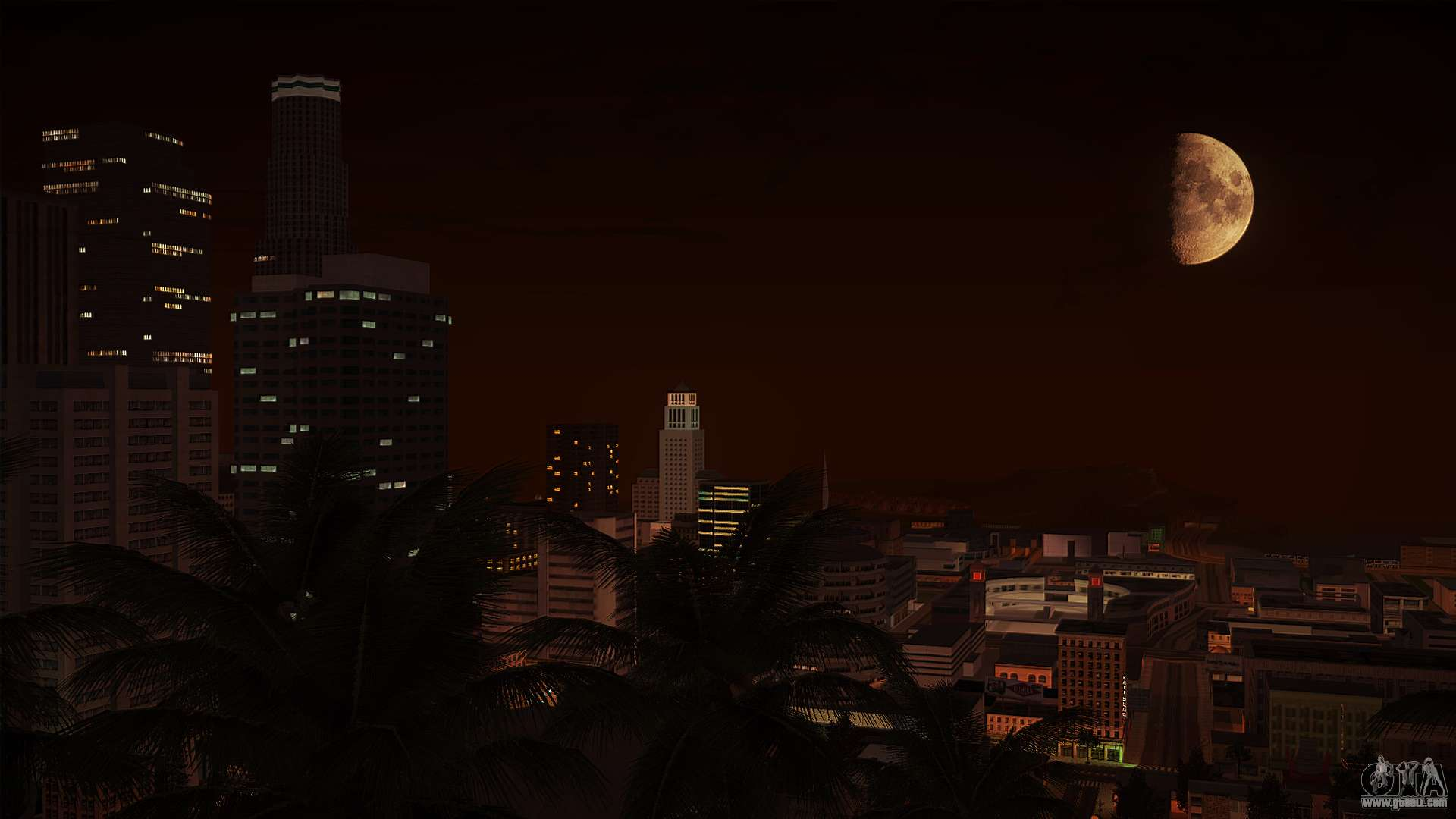ENB Autumn for GTA San...