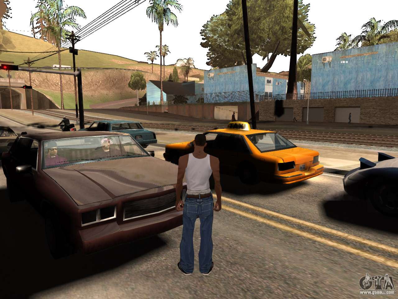 GTA San Andreas Game Free Download Full Version For PC