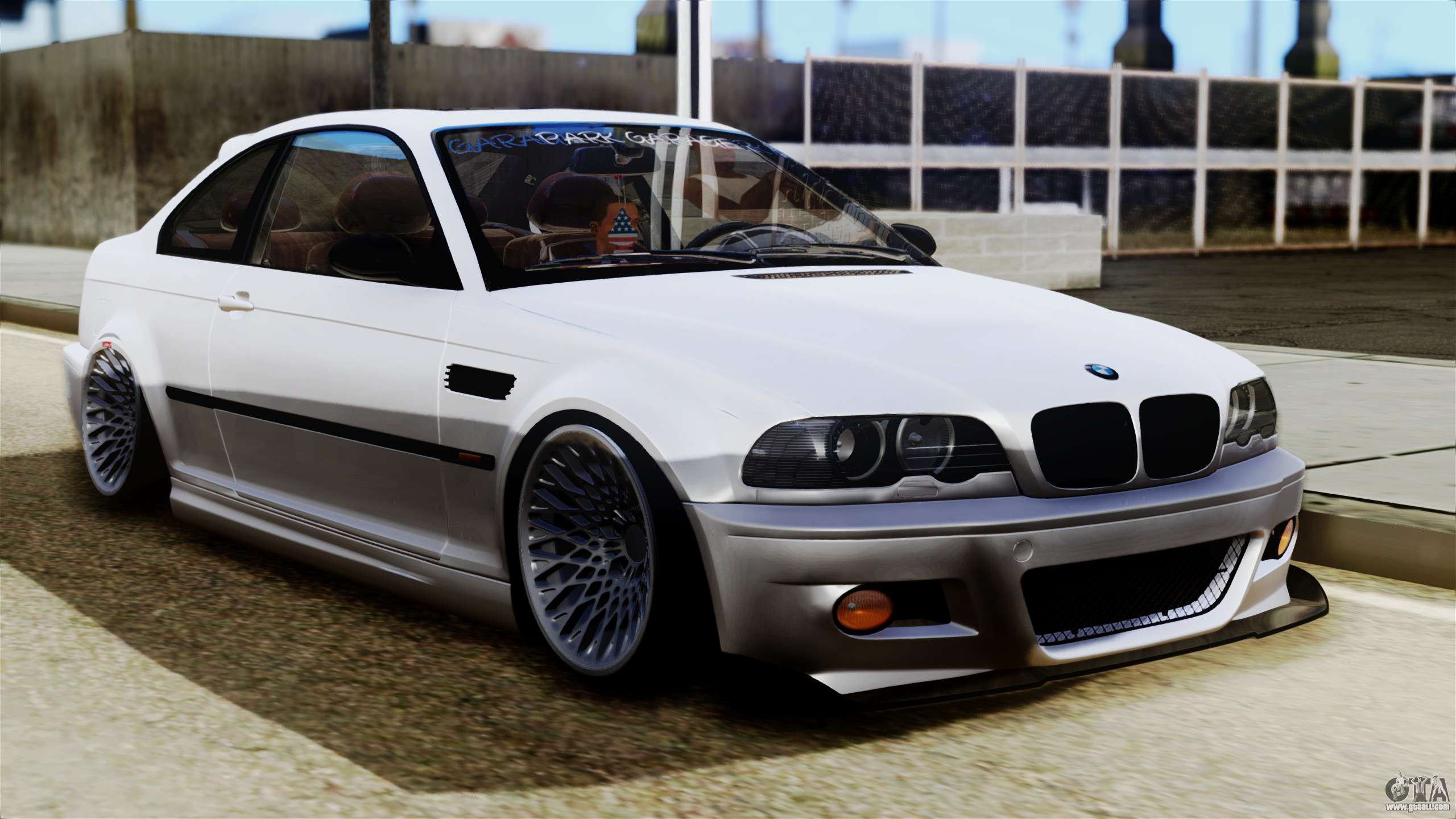 bmw m3 e46 sport pg for gta san andreas. Black Bedroom Furniture Sets. Home Design Ideas