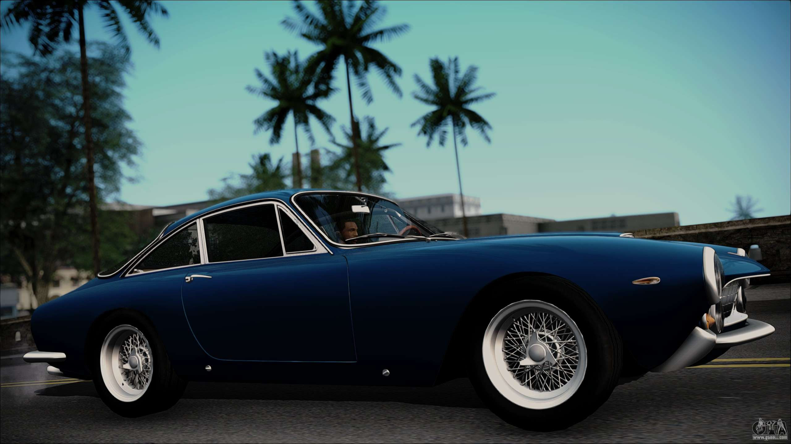 Ferrari 250 GT Berlinetta Lusso 1963 [ImVehFt] for GTA San Andreas