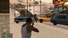 C-HUD King for GTA San Andreas