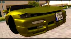 Nissan Silvia S14 Civilian for GTA San Andreas