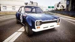 Ford Escort RS1600 PJ52