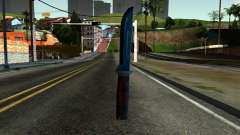Knife from Kuma War for GTA San Andreas