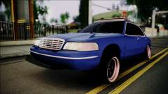 Ford Crown Victoria Stance Nation