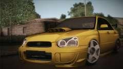 Subaru Impreza WRX STI JDM Style 2015 for GTA San Andreas