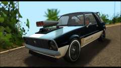 Declasse Rhapsody (GTA V) (SA Mobile) for GTA San Andreas