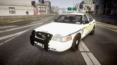 Ford Crown Victoria Police Alderney [ELS] for GTA 4