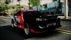 Nissan Silvia S15 EE