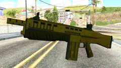 Assault Shotgun from GTA 5