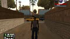 C-HUD by Granto for GTA San Andreas