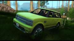 Gallivanter Baller I (GTA V) for GTA San Andreas