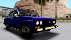 VAZ 2106 Runoff for GTA San Andreas